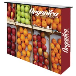 Ready Pop Counter Display Graphic Package